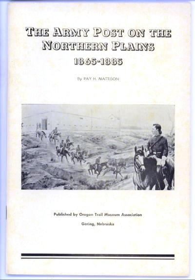 Image for The Army Post On The Northern Plains, 1865-1885