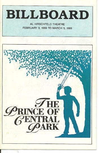 Image for Billboard: The Prince Of Central Park February 3, 1989 to March 5, 1989
