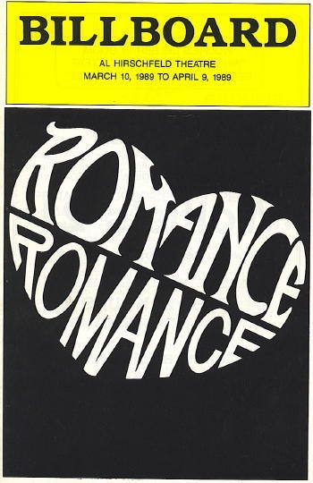 Image for Billboard: Romance Romance
