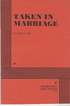 Image for Taken In Marriage