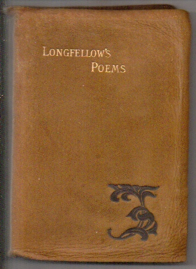 Image for Poems By Henry W. Longfellow
