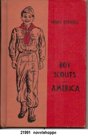 Image for Home Repairs  (Boy Scouts Merit Badge Series)