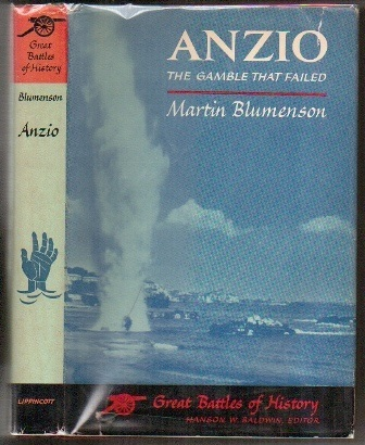 Image for Anzio, The Gamble That Failed