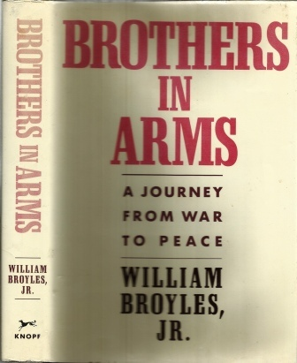 Image for Brothers In Arms A Journey from War to Peace