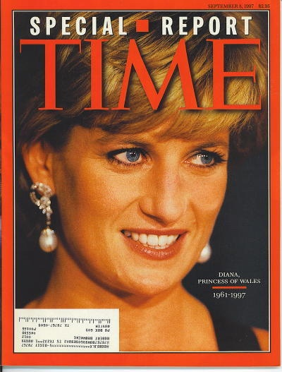Image for Time Special Report Magazine, September 8, 1997 Diana, Pricess of Wales 1961-1997