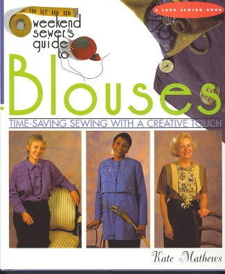 Image for Weekend Sewer's Guide To Blouses