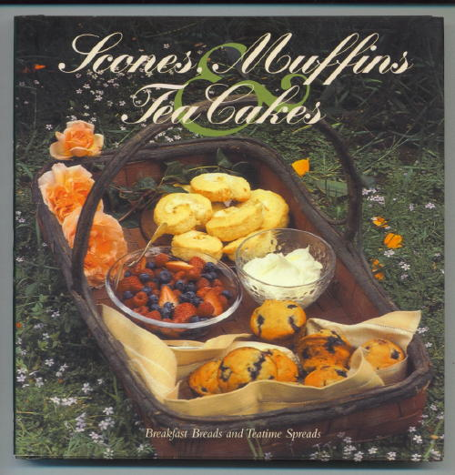 Image for Scones, Muffins, And Tea Cakes