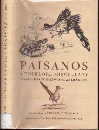 Image for Paisanos: A Folklore Miscellany