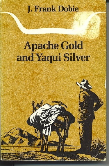 Image for Apache Gold And Yaqui Silver