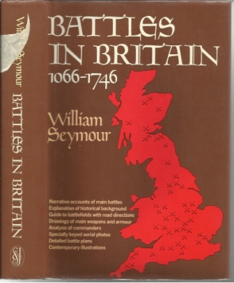 Image for Battles in Britain 1066-1746 And Their Political Backgrounds, Two Volumes in One