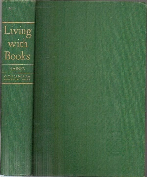 Image for Living With Books, The Art Of Book Selection