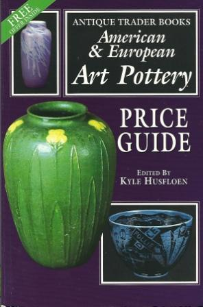 Image for American & European Art Pottery Price Guide