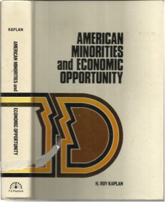 Image for American Minorities And Economic Opportunity