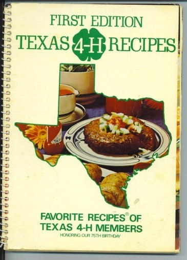 Image for Texas 4-H Recipes