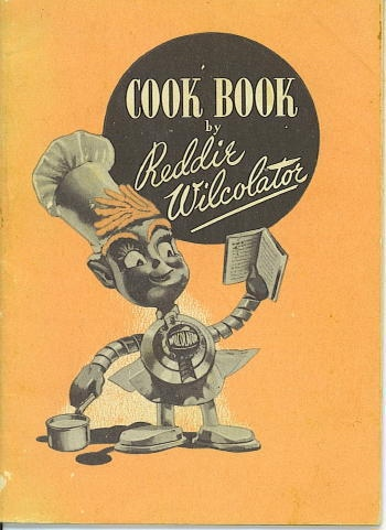 Image for Cook Book By Reddie Wilcolator
