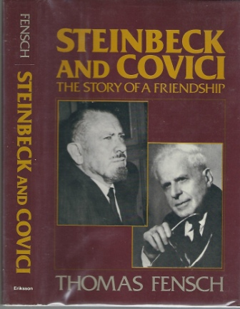 Image for Steinbeck And Covici, The Story of a Friendship