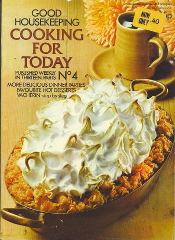 Image for Good Housekeeping Cooking For Today No. 4