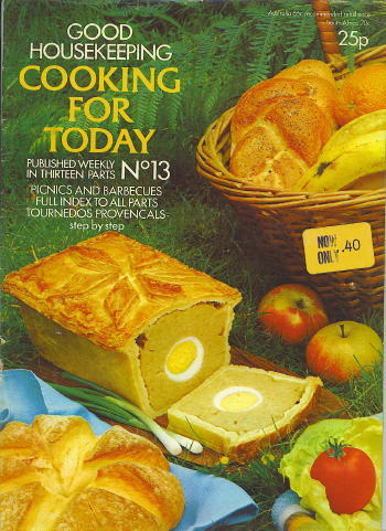 Image for Good Housekeeping Cooking For Today #13