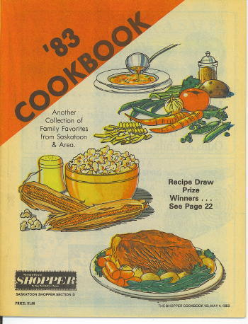 Image for '83 Cookbook Another Collection of Family Favorites from Saskatoon and Area