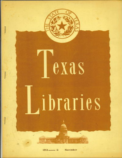 Image for Texas Libraries
