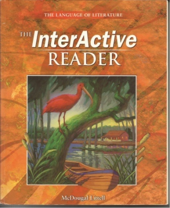 Image for The Interactive Reader The Language of Literature, Grade 9