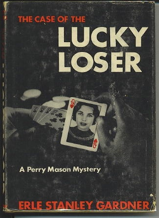 Image for THE CASE OF THE LUCKY LOSER