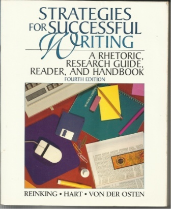 Image for Strategies For Successful Writing A Rhetoric, Research Guide, Reader, and Handbook