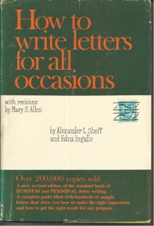 Image for How To Write Letters For All Occasions