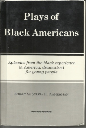 Image for Plays Of Black Americans