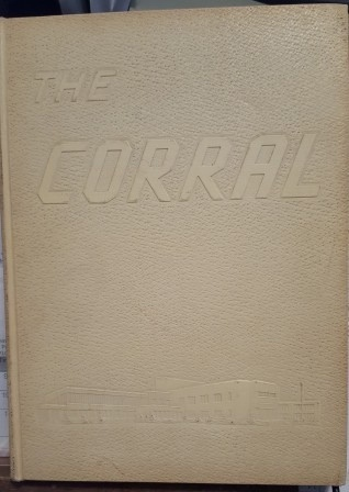 Image for The 1955 Corral Odessa High School