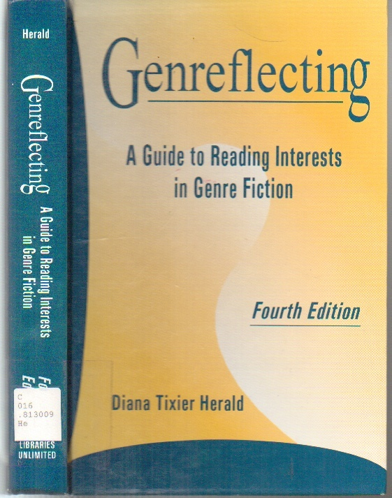 Image for Genreflecting, A Guide To Reading Interests In Genre Fiction Fourth Edition