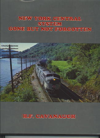 Image for New York Central System Gone But Not Forgotten