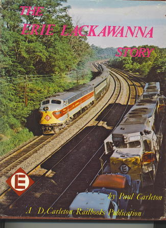 Image for The Erie Lackawanna Story