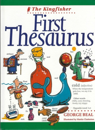 Image for The Kingfisher First Thesaurus