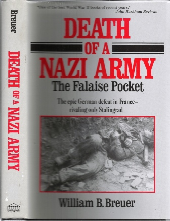 Image for Death Of A Nazi Army The Falaise Pocket