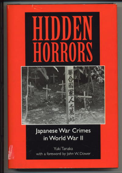 Image for Hidden Horrors Japanese War Crimes in World War II