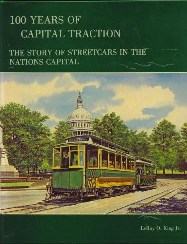 Image for 100 Years Of Capital Traction