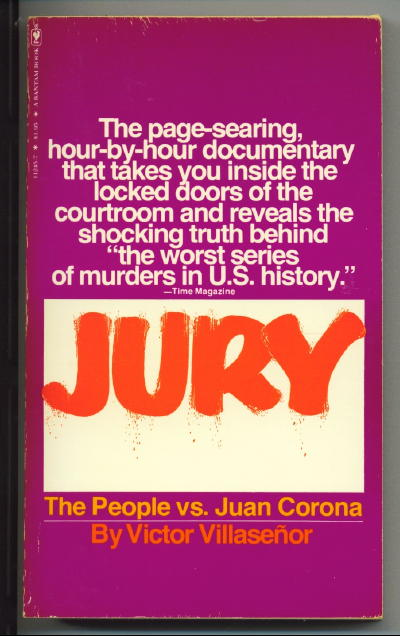 Image for Jury: The People Vs. Juan Corona