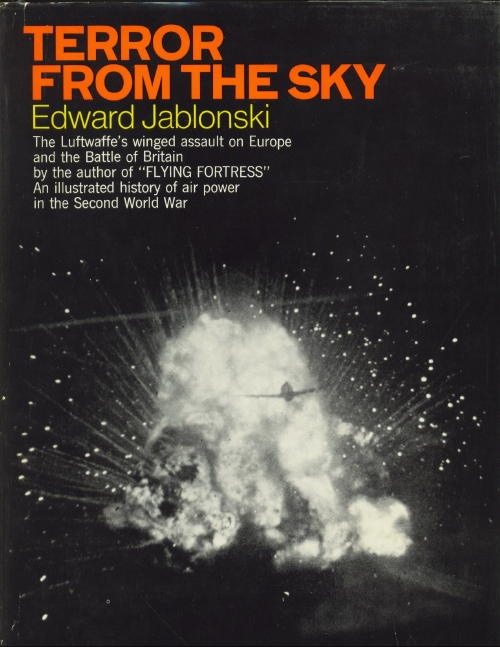 Image for Terror From The Sky