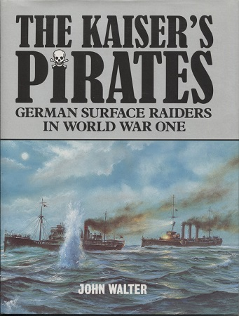 Image for The Kaiser's Pirates