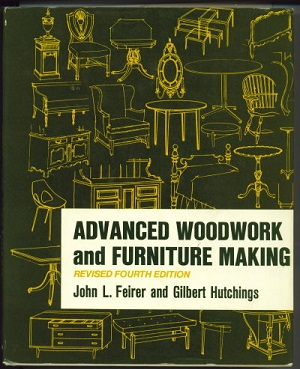 Image for Advanced Woodwork And Furniture Making Revised Fourth Edition