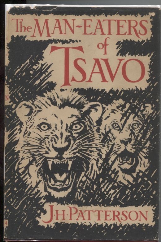 Image for The Man-eaters Of Tsavo And Other East African Adventures