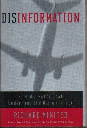 Image for Disinformation 22 Media Myths That Undermine the War on Terror