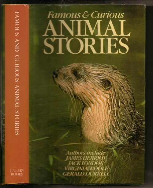 Image for Famous & Curious Animal Stories