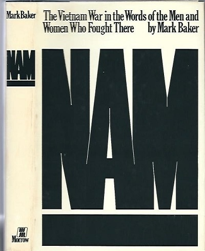 Image for Nam: The Vietnam War In The Words Of The Men And Women Who Fought There