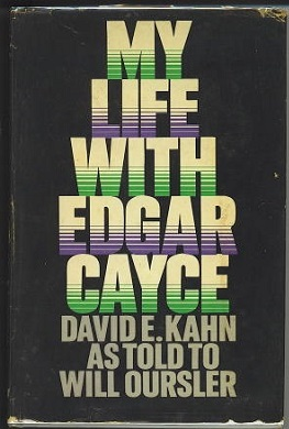 Image for My Life With Edgar Cayce