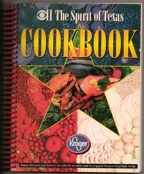 Image for The Spirit Of Texas Cookbook