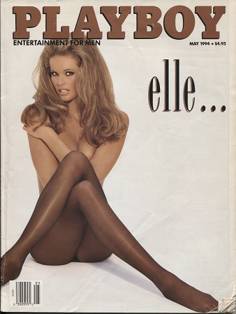 Image for Playboy Magazine Entertainment For Men, May 1994, Elle Macpherson
