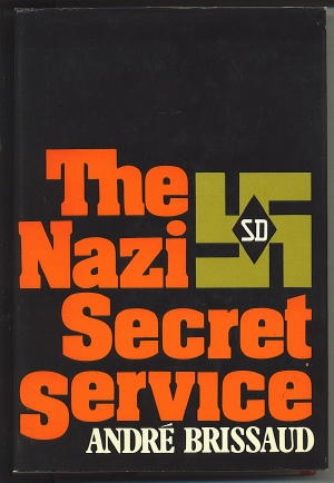 Image for The Nazi Secret Service