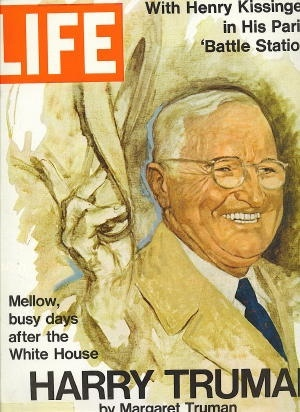 Image for Life Magazine, December 1, 1972 Harry Truman, Mellow, Busy Days after the White House